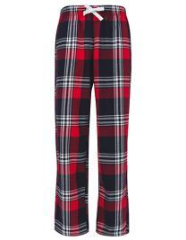 Kids Tartan Lounge Pants