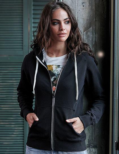 Womens Urban Zip Hoodie